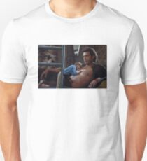 Jurassic Park - Schweres Atmen Slim Fit T-Shirt