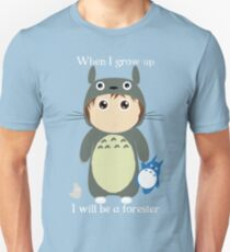 When I grow up, I will be a forester (boy) T-Shirt