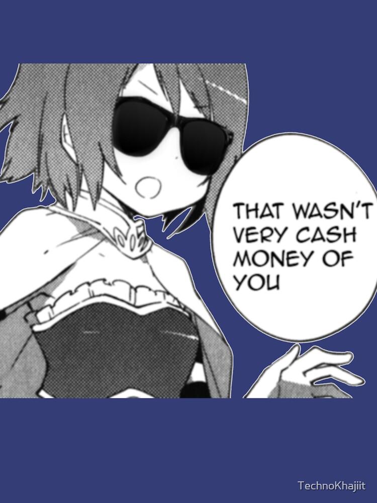 Cash Money by TechnoKhajiit