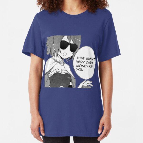 Cash Money Slim Fit T-Shirt