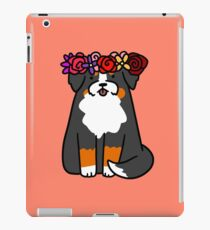Flower Crown Bernie iPad Case/Skin