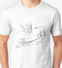 Swiss Army Unicorn T-Shirt