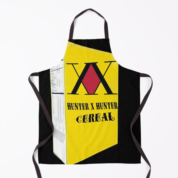 anime cereal  Apron