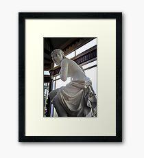 Susannah Framed Print