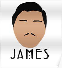 AHS - James Patrick March Poster