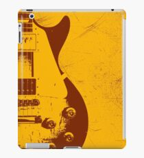 Les Paul Guitar - Jimmy Page iPad Case/Skin