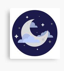 Night night! Canvas Print