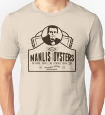 Manlis Brand Oysters T-Shirt