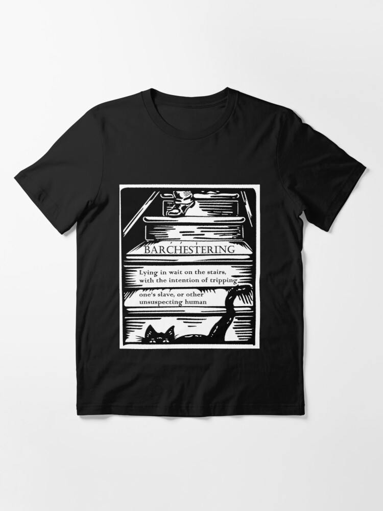 Alternate view of Barchestering Essential T-Shirt