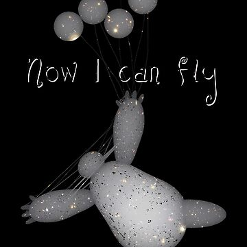 Now I can fly by alice9