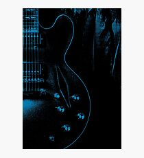 Trini Lopez Guitar - Dave Grohl Photographic Print