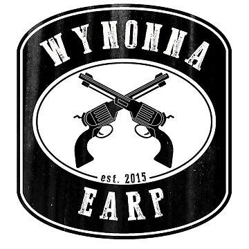 Wynonna Earp est 2015 by AngelaFV