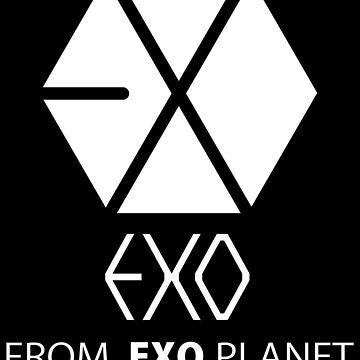 EXO - EXO FROM.EXO PLANET - White by poppy-shop
