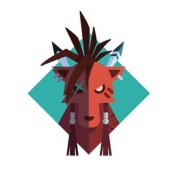 Red XIII by drawsgood