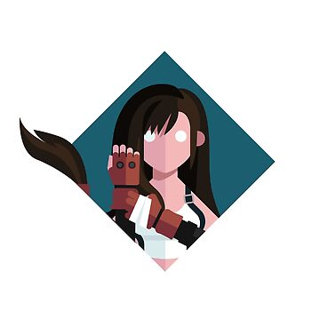 Tifa by drawsgood