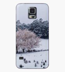 It's Snowing  Hülle & Klebefolie für Samsung Galaxy