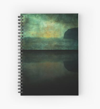 The Cliffs of Los Gigantes Spiral Notebook