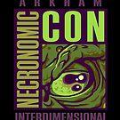 NecronomiCon by Grant Thackray