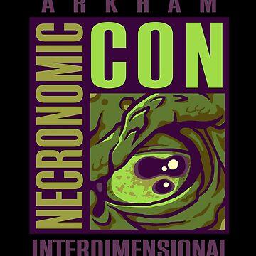 NecronomiCon by knightsofloam