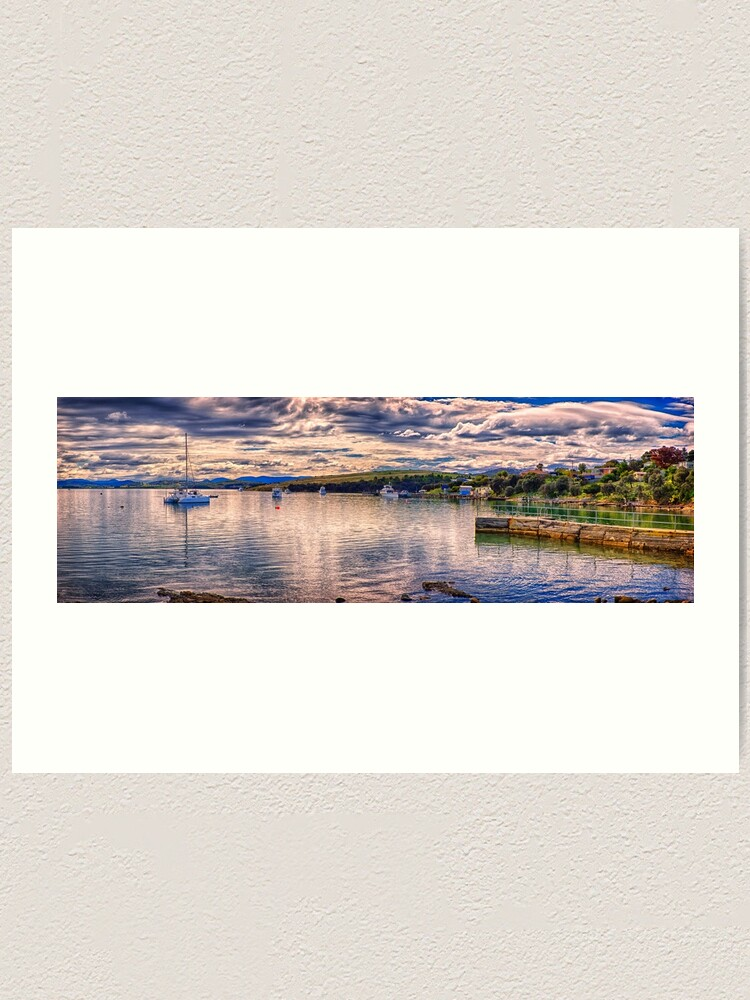 Alternate view of Lewisham Boat Ramp Art Print
