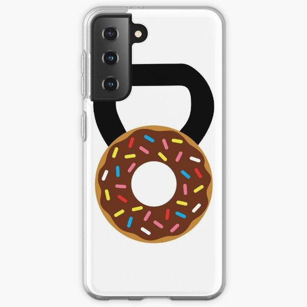 Kettlebell Donut Samsung Galaxy Soft Case