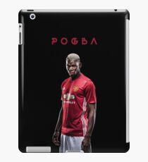 Paul Pogba In Manchester United iPad Case/Skin