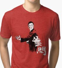 Ip Man Tri-blend T-Shirt