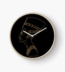 Ägyptische Königin Nofretete Uhr