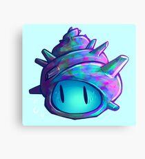 Super Sea Snail Canvas Print