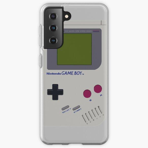 Nintendo Gameboy Samsung Galaxy Soft Case