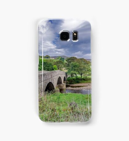 Swaledale Packhorse Bridge Samsung Galaxy Case/Skin