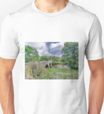 Swaledale Packhorse Bridge Unisex T-Shirt