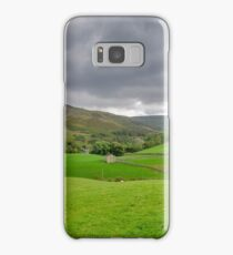 Yorkshire Dales View Samsung Galaxy Case/Skin