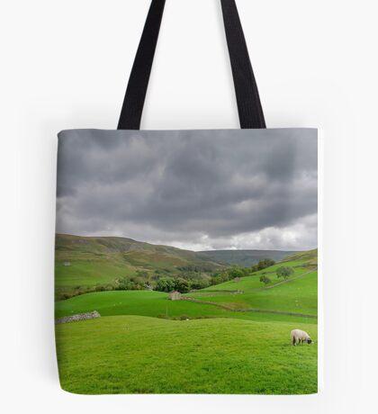 Yorkshire Dales View Tote Bag
