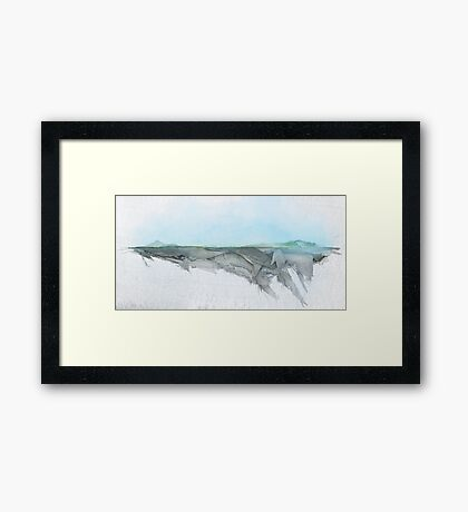 General Systems Vehicle Framed Print