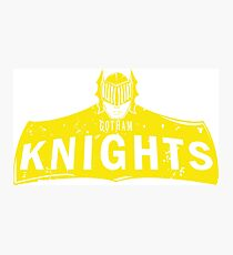 Gotham Knights Photographic Print