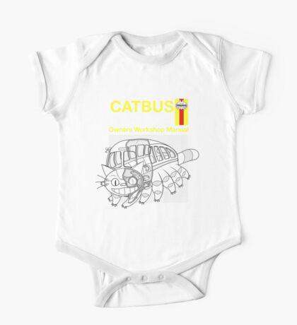 Catbus Manual Kids Clothes