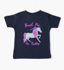 Pretty Pony Baby Tee