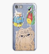 Unruly Roost iPhone Case/Skin
