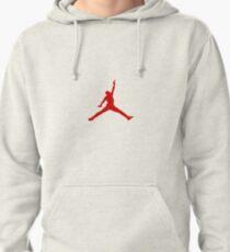 shooter - jumpman Pullover Hoodie