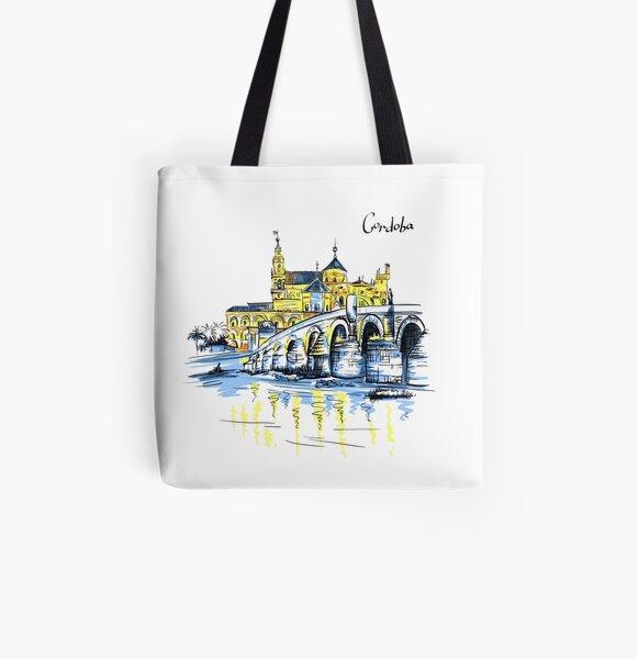 Cordoba, Andalusia, Spain All Over Print Tote Bag