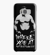 Where you at Samsung Galaxy Case/Skin