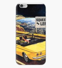 Squeeze Left iPhone Case