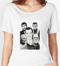 Boris Karloff Women's Relaxed Fit T-Shirt