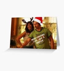 This is us christmas Greeting Card