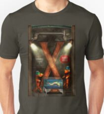 Steampunk - Alphabet - X is for Xenobiology T-Shirt
