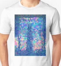 Pool Tile Selfie Unisex T-Shirt