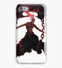 ikkaku iPhone Case/Skin