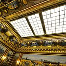 Gilded Court by cclaude