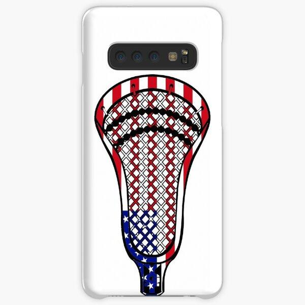 Lacrosse Head Flag Samsung Galaxy Snap Case